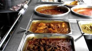 Nasi Kandar Penang Malaysia