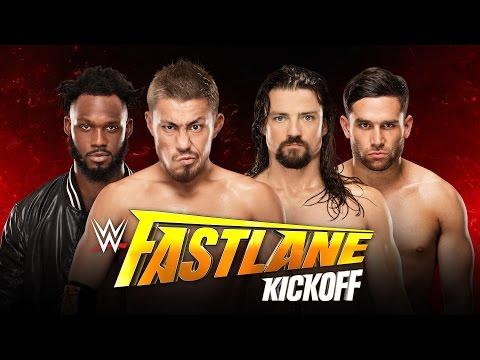 WWE Fastlane Kickoff: Mar. 5, 2017