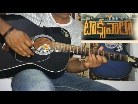 maate vinadhuga/Taxiwala, guitar cover&tabs, satish telugu guitar songs