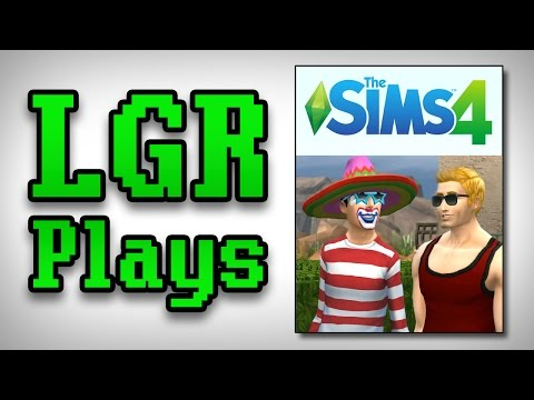 plays - Gameplay and strangeness in The Sims 4! Duke and Fartwhistle attempt to become master cooks, but well, things could've gone better... ○ Please consider supporting LGR on Patreon! http://www.patr...