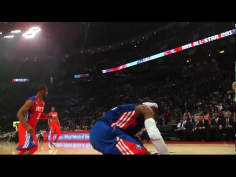 all star - Check out the best highlights from the 2013 All-Star game in Houston in super slow motion, as game MVP Chris Paul, Kobe Bryant, and their fellow All-Stars sh...