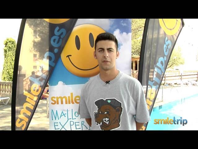 Testimonio 5 de la experiencia smiletrip