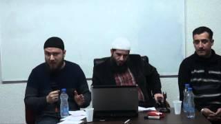 Pyetje Përgjigje (Seminari: Njihe fenë tënde) - Fatmir Zaimi, Muharem Ismaili, Omer Zaimi