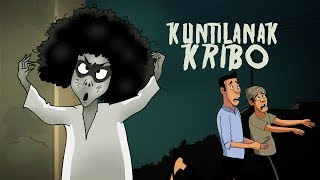 Download Video Kuntilanak Kribo - Kartun Lucu Horor MP3 3GP MP4