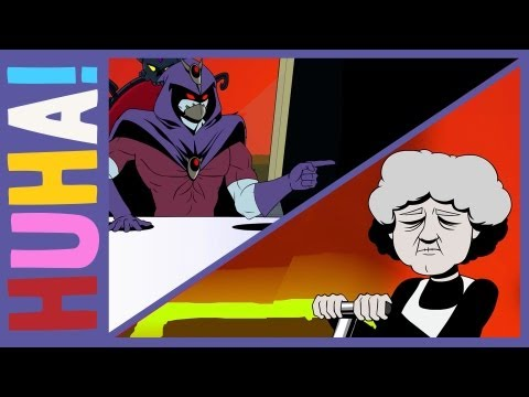 Super Villain Hates Housework! | Evil Guy