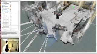 RTAB-Map Localization and Navigation