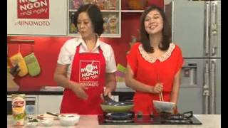 Mon Ngon Moi Ngay - Salad khoai tay tron be thui