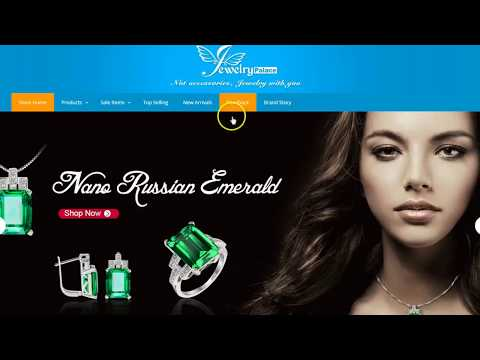 The  best online jewelry - Las mejores joyerias on line