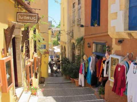 Foto impressie van Chania - Kreta