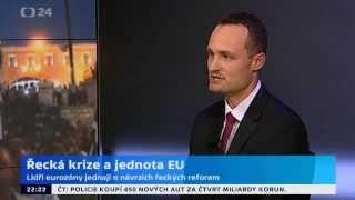 Řecká krize a jednota EU