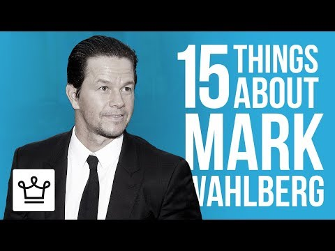 15 Things You Didn't Know About Mark Wahlberg