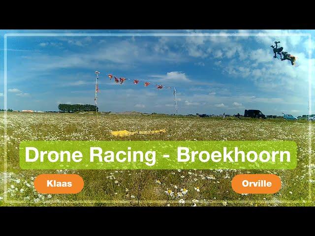 Drone Racing - Broekhoorn
