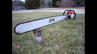 Video The Biggest, Longest and Strongest CHAINSAWS MP3, 3GP, MP4, WEBM, AVI, FLV April 2019