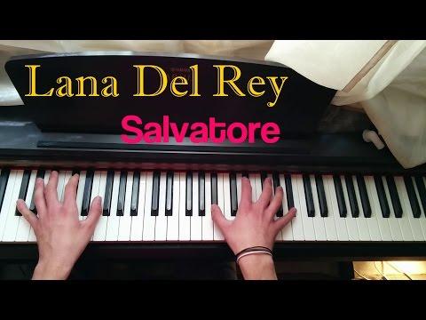 видео игры на фортепиано - Salvatore