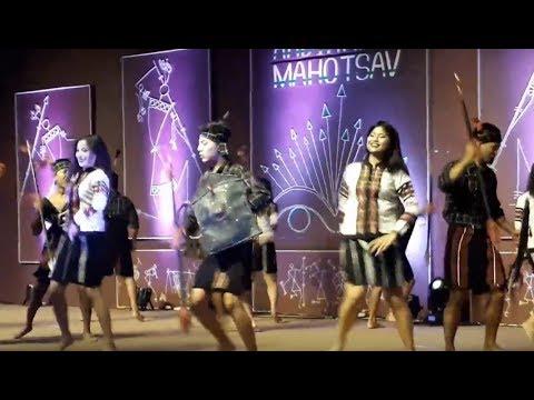Video Stunning  Indian Tribal Dance Performace at Aadirang Mahotsav (Part-1) download in MP3, 3GP, MP4, WEBM, AVI, FLV January 2017