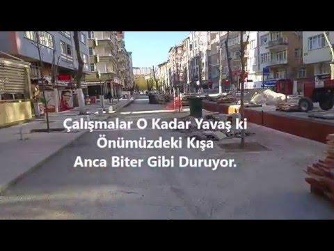 Malatya Kernek Nam-ı Değer KANALBOYU - Yıkım/Yapım 2016