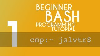 BASH Tutorial - 1 - Why Use The UNIX Console?
