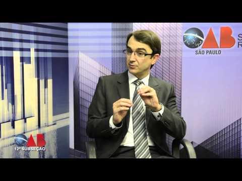 OAB na TV On Line – nº 53 ENTREVISTADO – Dr. André Géia