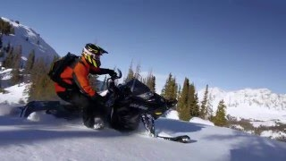 3. STV 2016 Ski-Doo Renegade Backcountry