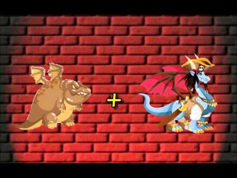 COMBINACIONES DE DRAGON CITY
