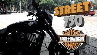 4. Harley Davidson Street 750 || Prueba/ Opinión