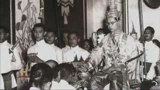 King Bhumibol Of Thailand The People's King - ในหลวงในดวงใจ