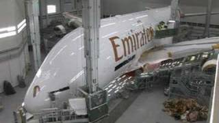 Video Airbus A380 Painting MP3, 3GP, MP4, WEBM, AVI, FLV Juli 2018
