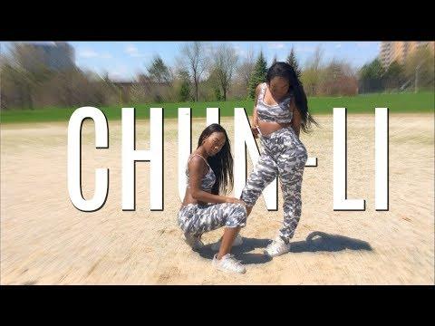 """NICKI MINAJ - """"Chun Li"""" Dance Choreography By Matt Steffanina Twin Version"""