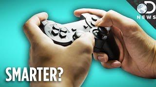 Video Do Video Games Make You Smarter? MP3, 3GP, MP4, WEBM, AVI, FLV Juni 2018