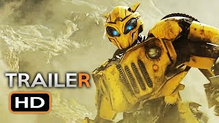 Video Bumblebee Official Trailer #1 (2018) John Cena, Hailee Steinfeld Transformers Sci-Fi Movie HD MP3, 3GP, MP4, WEBM, AVI, FLV Agustus 2018
