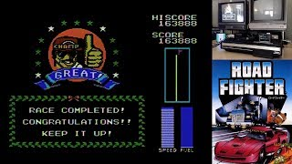 Road Fighter (Colecovision) by ILLSeaBass