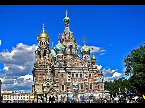 St. Petersburg, Russia Shore Excursion