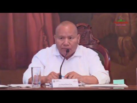 Cabildo H. Ayuntamiento de Tlalnepantla de Baz 15 mayo del 2019