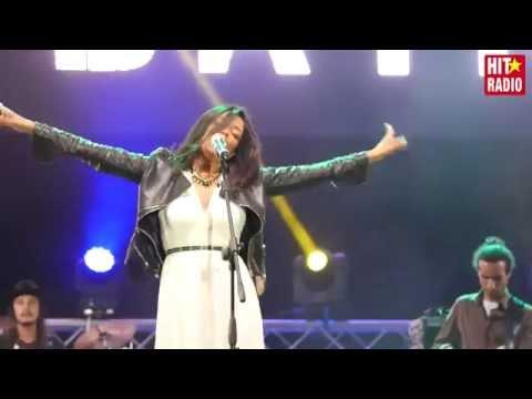 Extrait concert Khansa Batma à Mawazine 2015 avec HIT RADIO