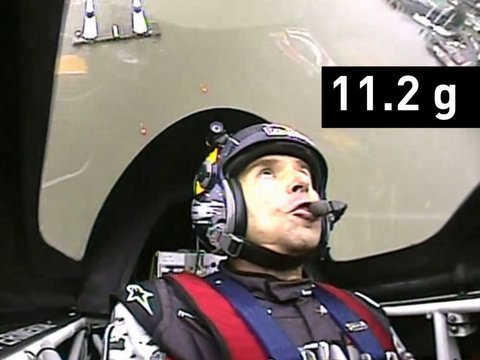 EXTREME FLYING: Pilot Pulls 11.2G! Cockpit View | Red Bull Air Race