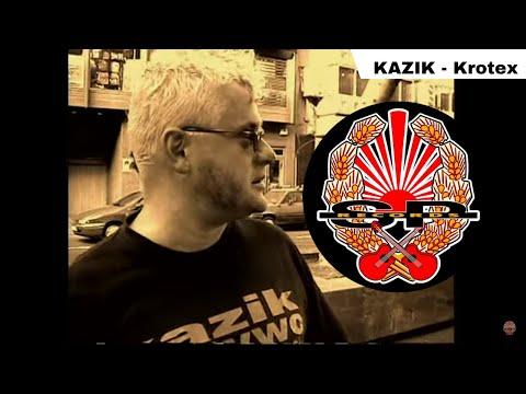 Tekst piosenki Kazik - Krotex po polsku