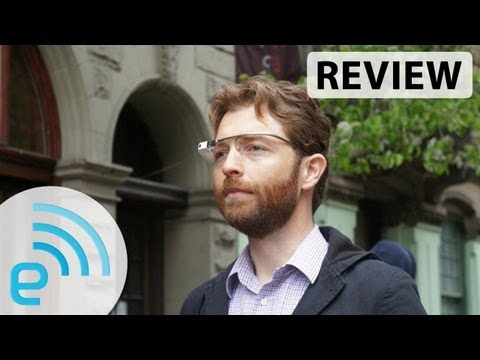 review - Subscribe To Engadget Today: http://bit.ly/YA7pDT Watch More Google Glass Video Here: http://goo.gl/i9p46 Stand in a line of people in just about any major m...