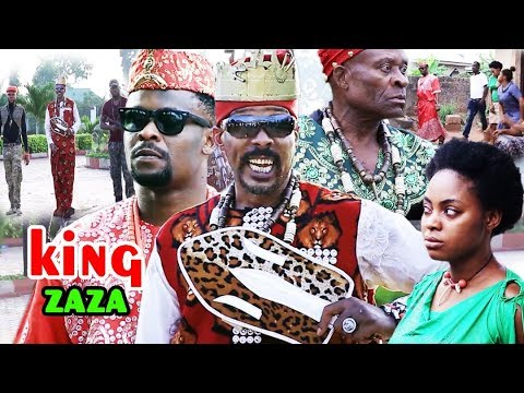 King Zaza 3&4 - Zubby Micheal 2018 New Movie ll Nigerian Movie ll African Movie Full HD