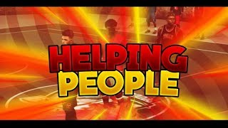 Giving Back to the Community Helping a Brown Shirt Rep Up When He Couldn't Find a Game Please Like and Subscribe And ...