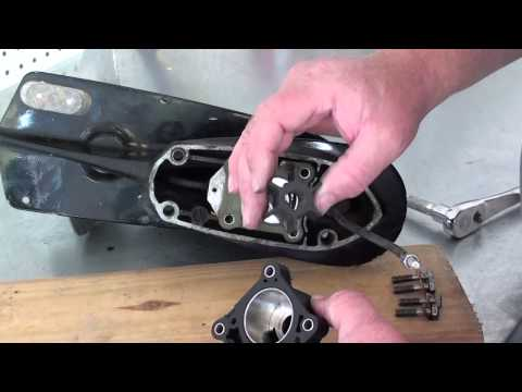 Honda 9.9HP – 15HP Outboard Water Pump Replacement