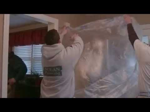 A Day in the Life: Interior Painting Process
