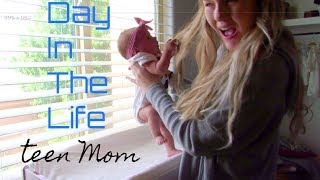 Teen Mom | Day in the Life