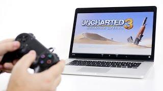 Играй в PS4 на своем Mac и PC