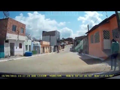 Viagem pro Nordeste 2015 São Paulo x Angelim-PE chegando em Angelim-PE  Parte 52