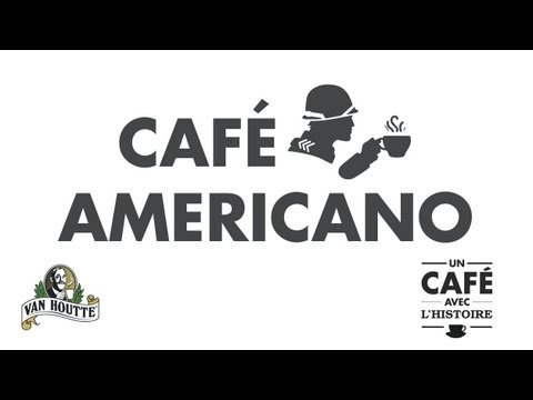 L'histoire derrire l'americano 