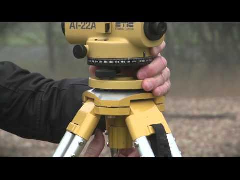 Surveying 1 - Introduction to leveling