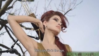 Holy Motors Trailer - Eva Mendes and Kylie Minogue [FULL HD]