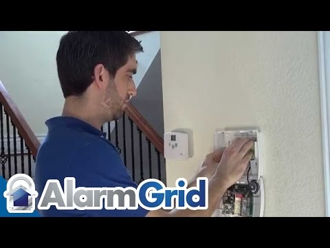 Honeywell L5100: DIY Installation of Lynx touch L5100 wireless security system