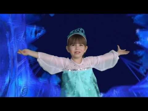 Let it Go - Disney's Frozen- Performed by 4 year old Sammi