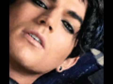 Adam Lambert - If I Had You Remix (With Rare Pictures) (видео)